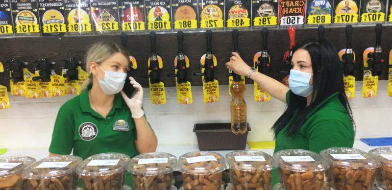 Работают ли пивные магазины в Самаре во время карантина по коронавирусу