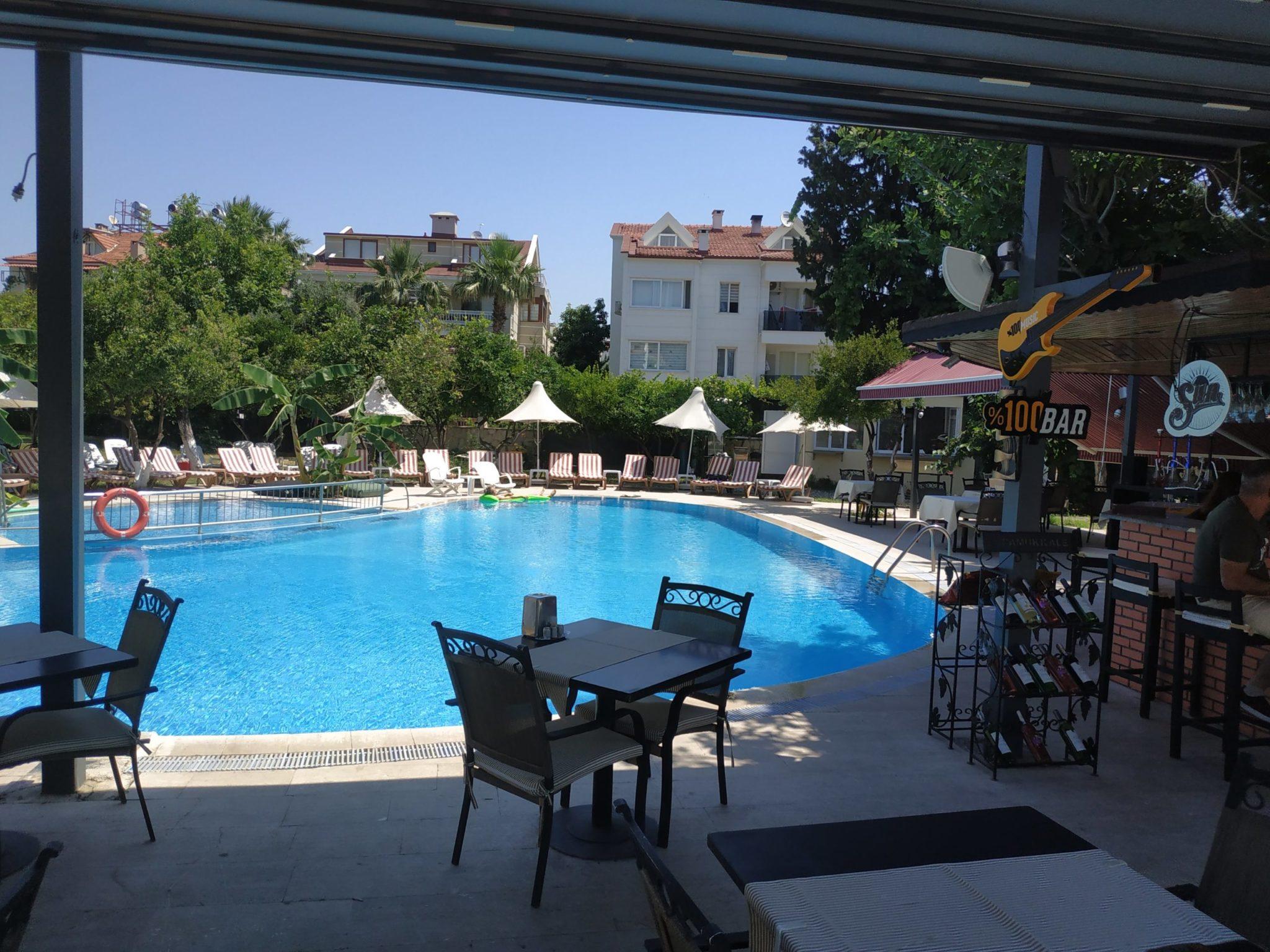 Когда откроются отели Турции для туристов
