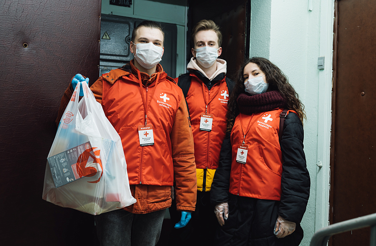 Выплаты волонтерам в Самаре в коронавирус