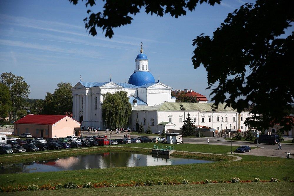 Жировичский монастырь открылся в Беларуси