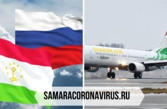 Когда откроют границы России с Таджикистаном в 2020 году: последние новости о коронавирусе