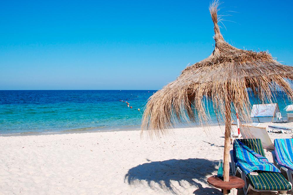 Пляжи Туниса после коронавируса