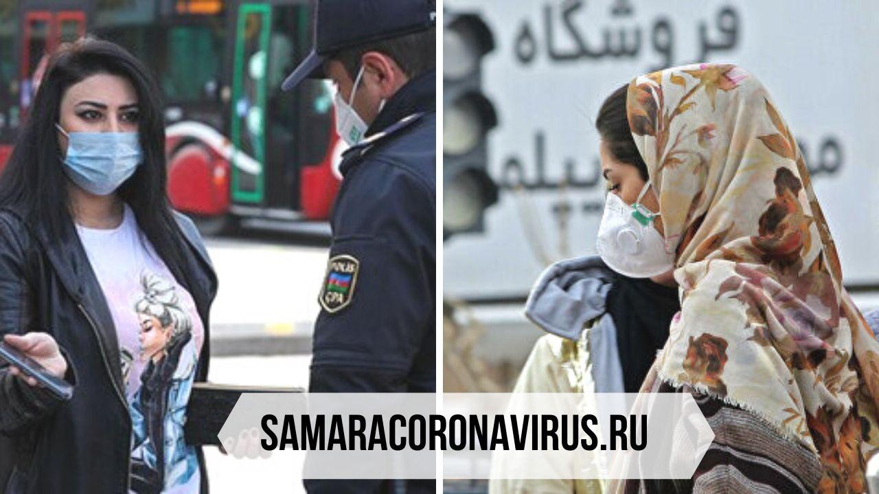 Сколько заражённых коронавирусом в Азербайджане