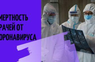 Сколько медиков умерло от Ковида в России, Москве, Спб и мире: список памяти