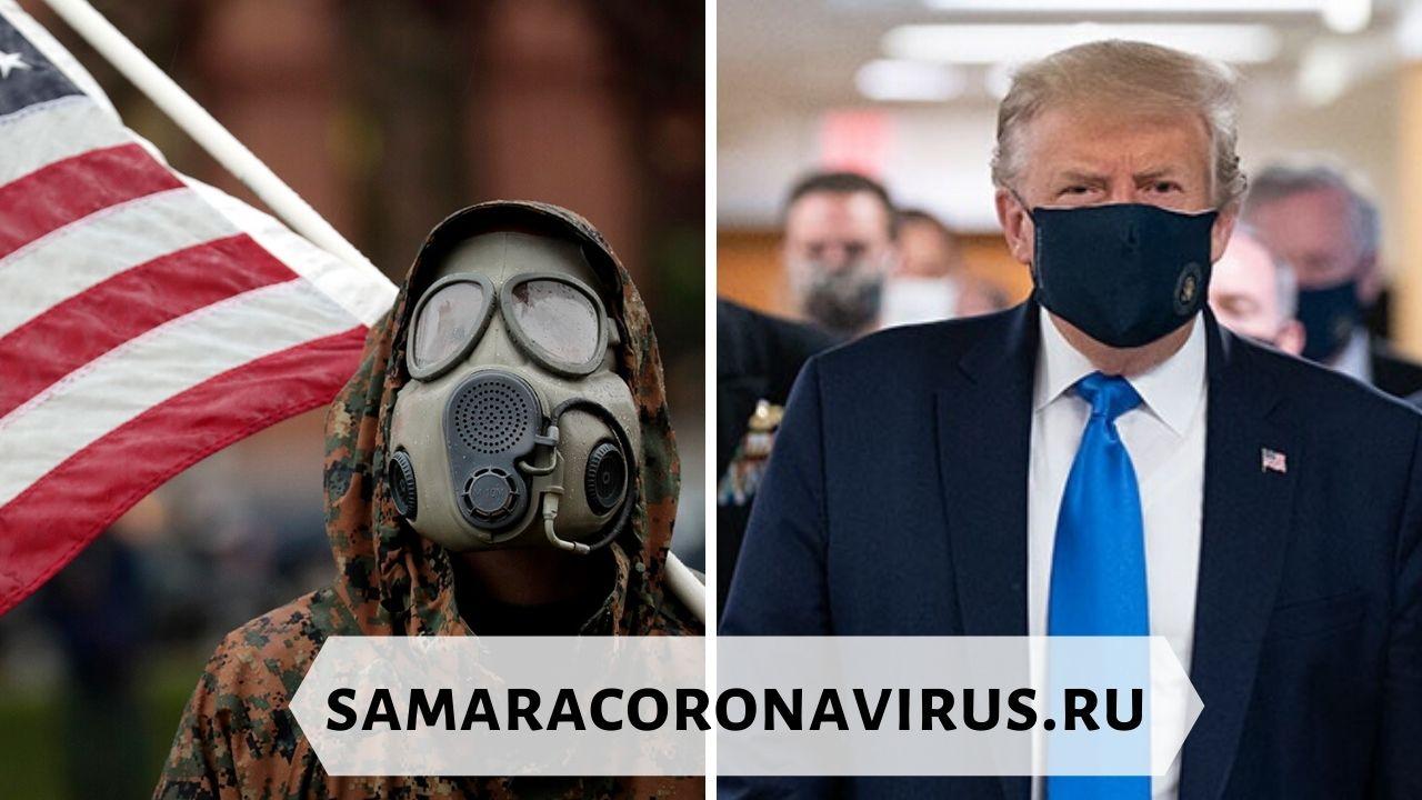 США и борьба с коронавирусом