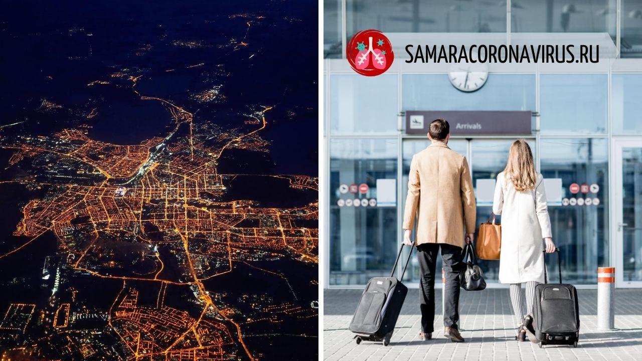 Открытие международного авиасообщения в 6 городах