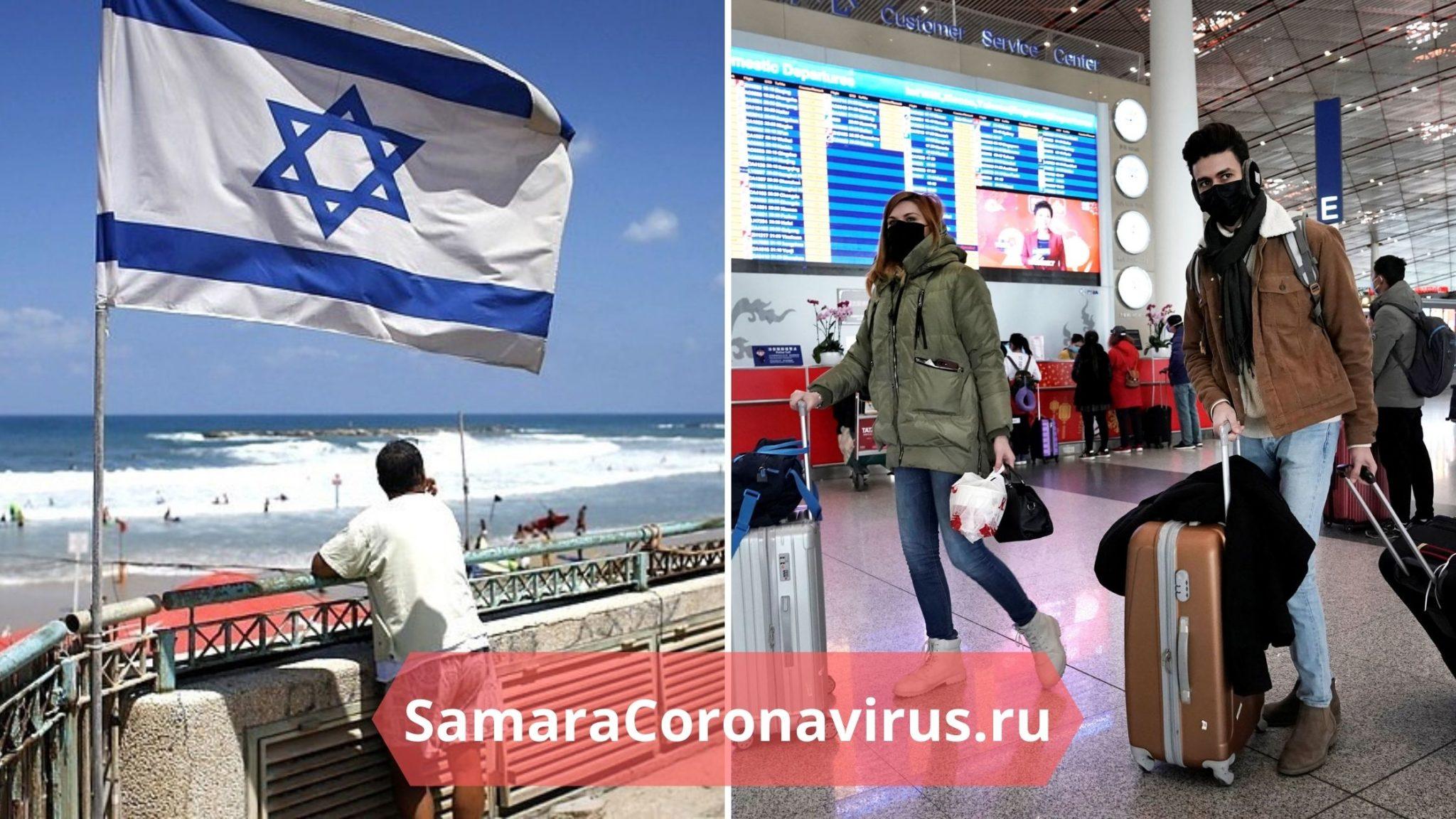 Когда откроют Израиль для россиян