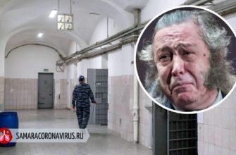 Последние новости о Михаиле Ефремове в СИЗО