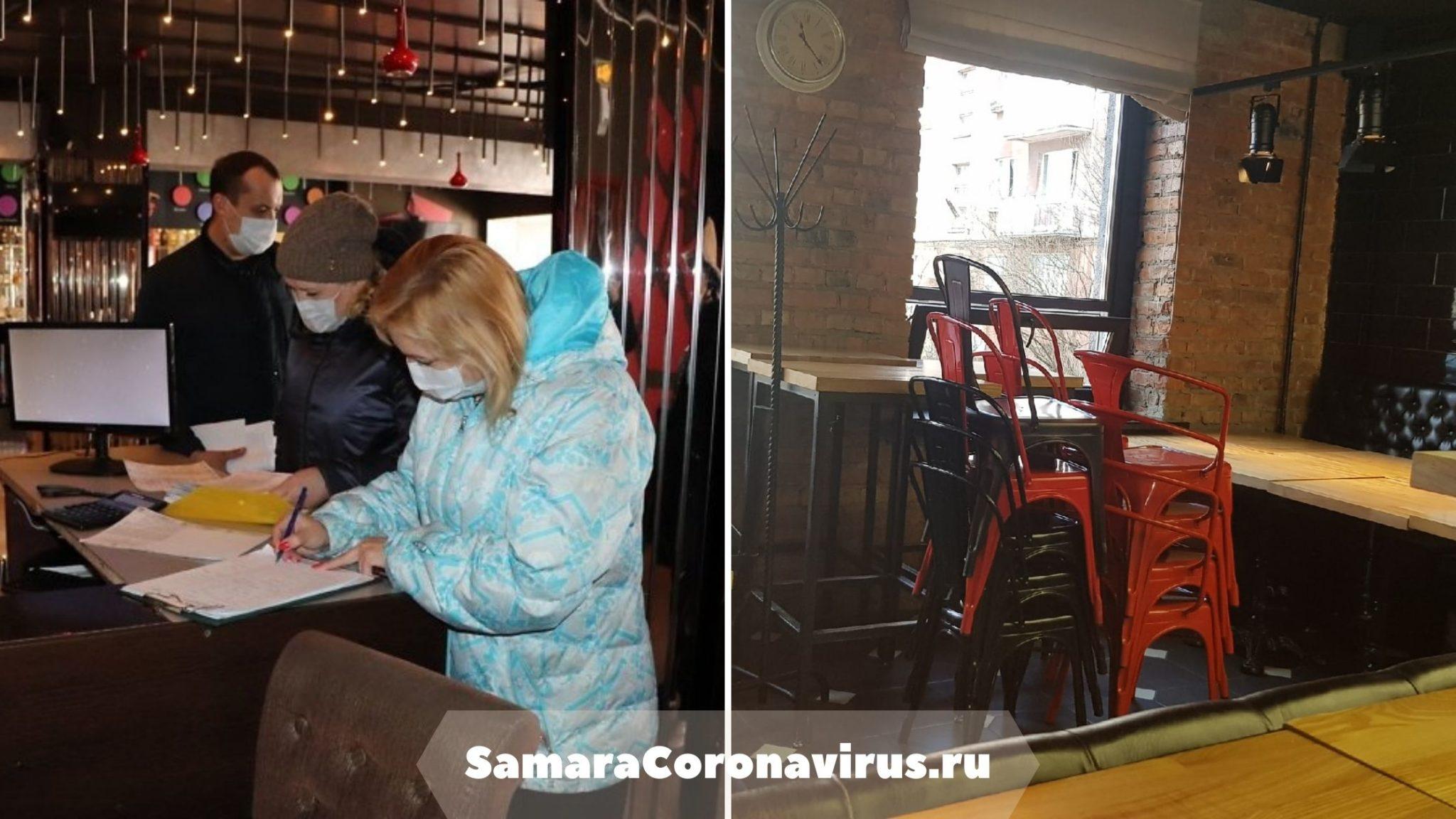 закрытие баров в москве 2020
