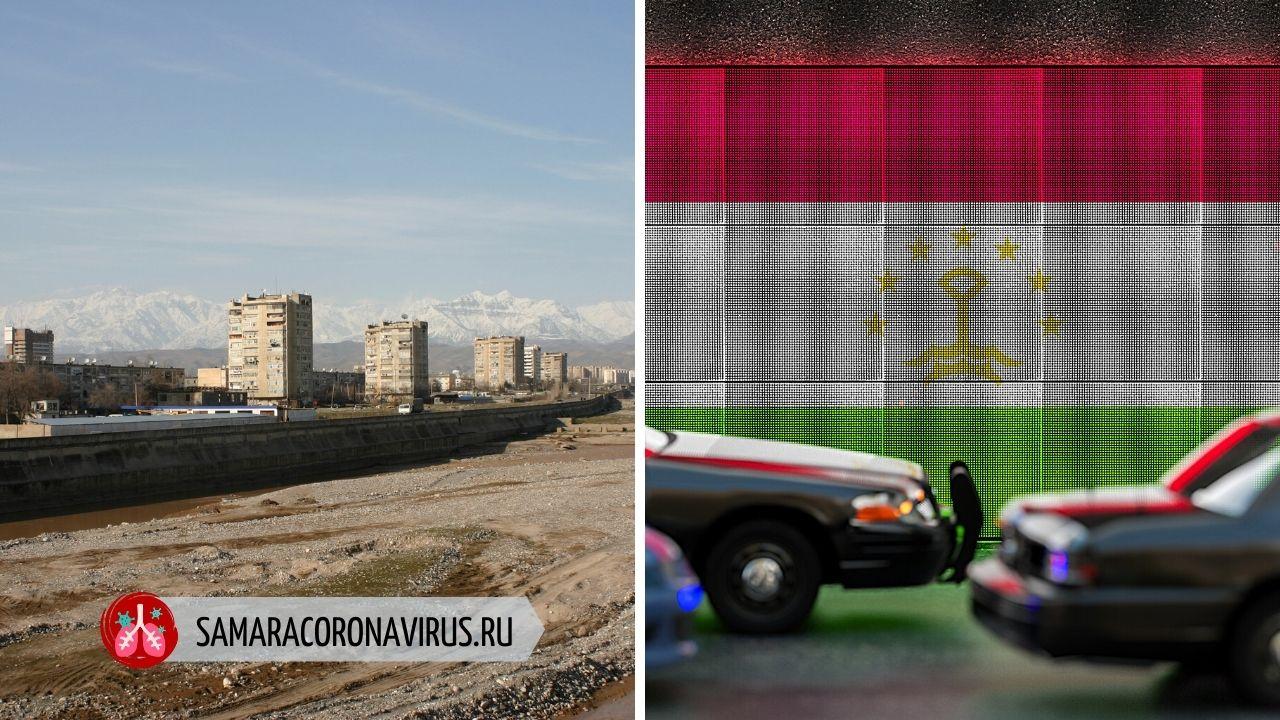 Открыта ли граница с Таджикистаном и Россией на сегодняшний день