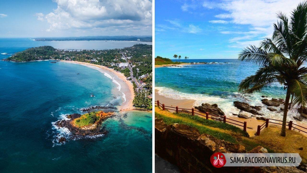 Открытие Шри-Ланки для туристов с 21 января: свежая информация