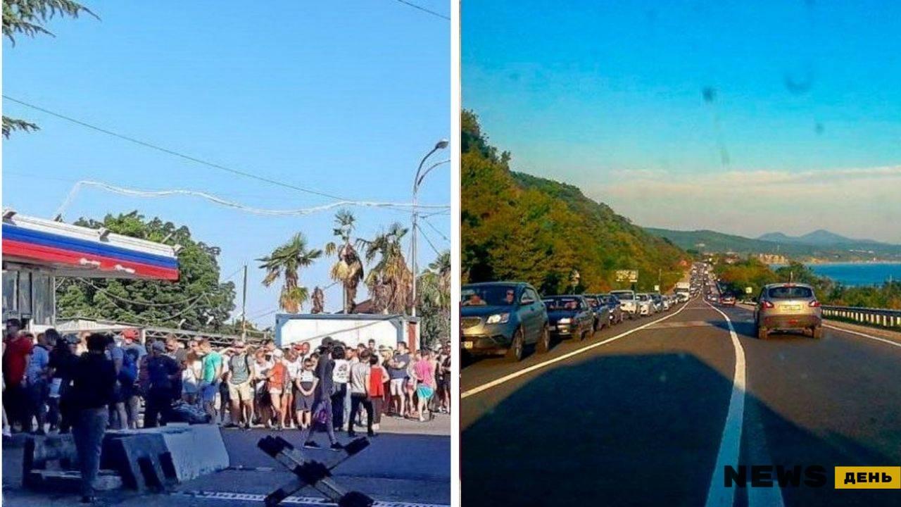 Когда-то на КПП Псоу скапливались огромные очереди и перейти быстро границу было очень тяжело