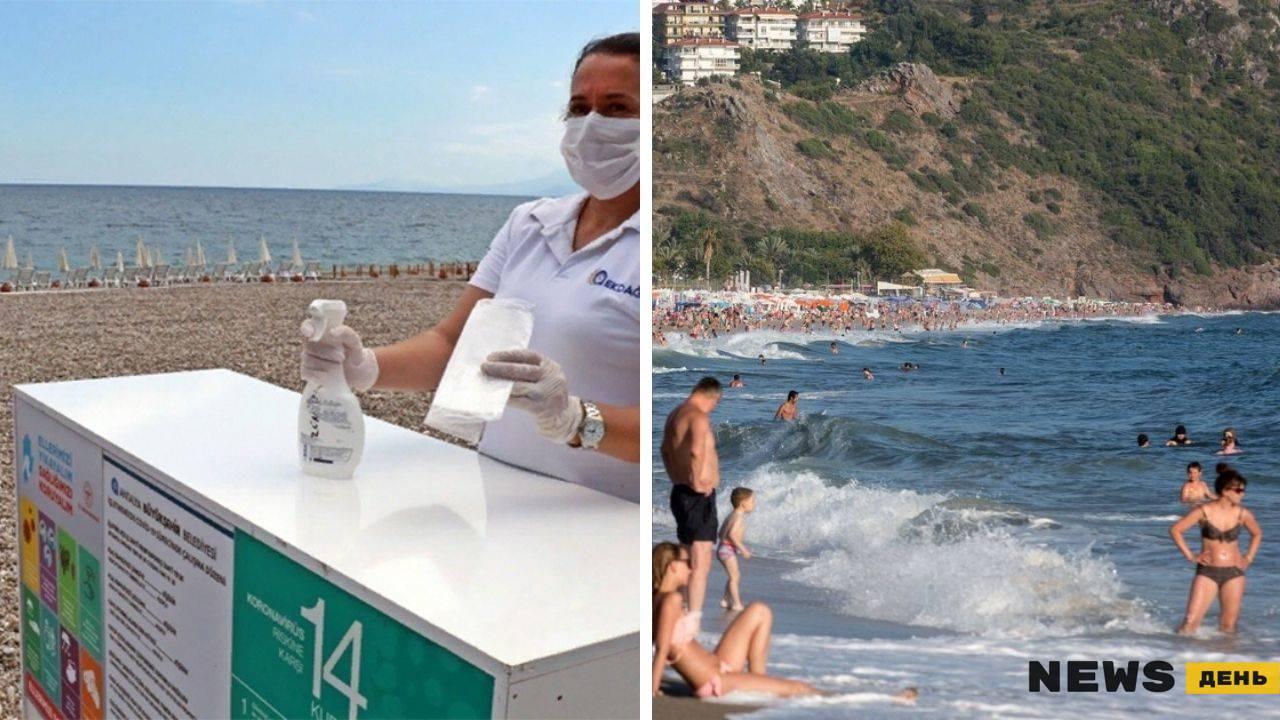 Оперштаб при правительстве РФ объявил об открытии курортов Турции с 22 июня