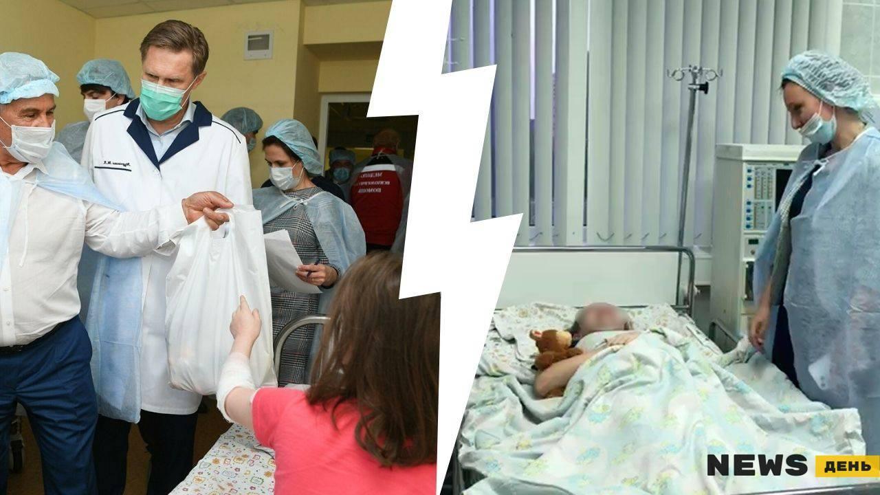 Состояние пострадавших детей в Казани после нападения на гимназию — последние новости