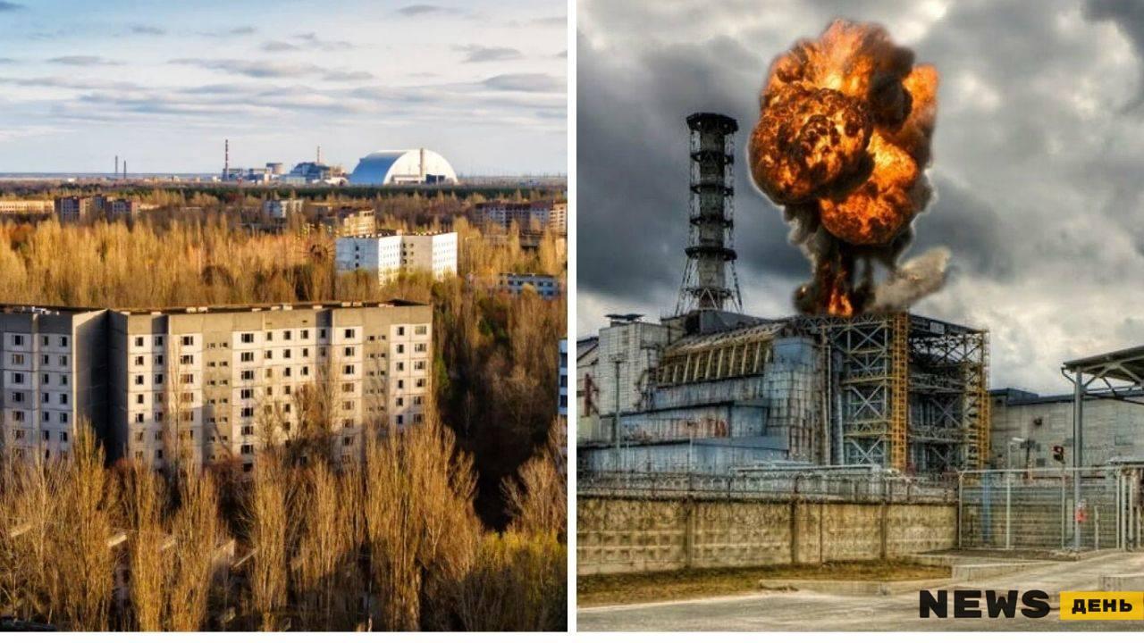 Живут ли люди в Чернобыле