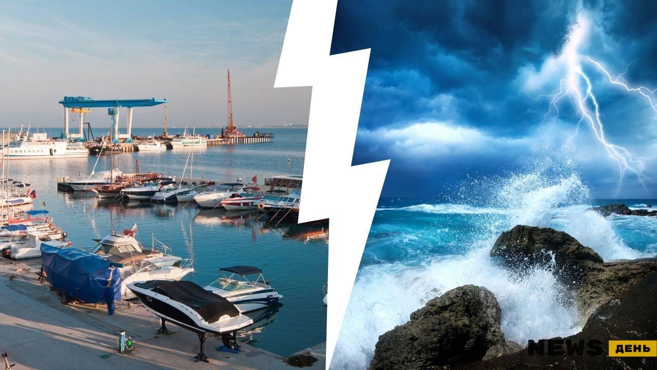 Тропический шторм в Анапе — состояние города, пляжа и моря после потопа