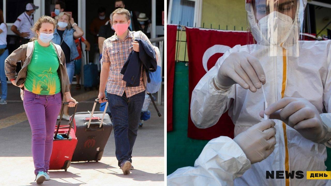 Турцию могут закрыть из-за вспышки коронавируса уже в августе 2021 года